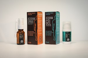 ACEGRAM GEL & SPRAY